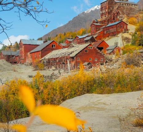 Les 7 meilleures villes fantômes à voir dans sa vie